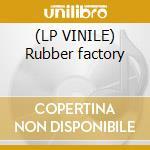 (LP VINILE) Rubber factory lp vinile di Black Keys