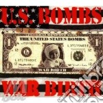 WAR BIRTH cd musicale di U.S.BOMBS