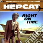 Hepcat - Right On Time cd musicale di HEPCAT