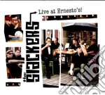 LIVE AT ERNESTO'S cd musicale di SLACKERS