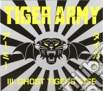 III: GHOST TIGER RISE cd musicale di TIGER ARMY