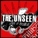 Unseen - State Of Discontent cd musicale di UNSEEN