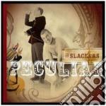 PECULIAR cd musicale di SLACKERS