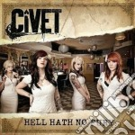 HELL HATH NO FURY cd musicale di CIVET