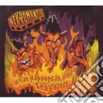 Nekromantix - What Happens In Hell Stays In Hell cd musicale di Nekromantix