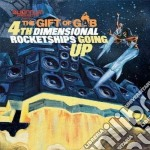 Gift Of Gab - 4th Dimensional Rocketships cd musicale di GIFT OF GAB