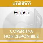 FYULABA cd musicale di SNFU