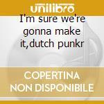 I'm sure we're gonna make it,dutch punkr cd musicale
