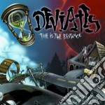 Devistes - Time Is The Distance cd musicale di DEVIATES