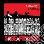 (LP VINILE) A HEALTHY DISTRUST lp vinile di SAGE FRANCIS