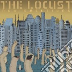 NEW ERECTIONS cd musicale di THE LOCUST