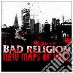 NEW MAPS OF HELL cd musicale di BAD RELIGION