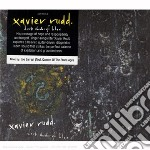 Xavier Rudd - Dark Shades Of Blue cd musicale di XAVIER RUDD