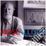 THE WAY OF THE WORLD                      cd musicale di MOSE ALLISON