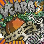 Veara - What We Left Behind cd musicale di VEARA