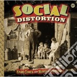 Social Distortion - Hard Times And Nursery Rhymes cd musicale di Distortion Social