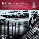 Letlive - Fake History cd musicale di LETLIVE