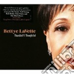 (LP VINILE) Thankful n thoughtful lp vinile di Bettye Lavette