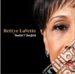 Thankful n thoughtful cd musicale di Bettye Lavette