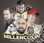 The melancholy connection cd+dvd cd musicale di Millencolin