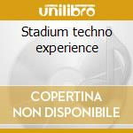 Stadium techno experience cd musicale di Scooter