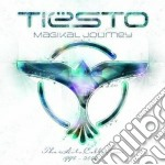 Magikal journey: hits collection 98-08 cd musicale di TIESTO