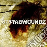 37 Stabwoundz - A Heart Gone Black cd musicale di Stabwoundz 37