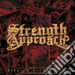 With or without you cd musicale di Approach Strenght