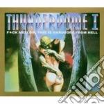 Artisti Vari - Thunderdome I cd musicale di Artisti Vari