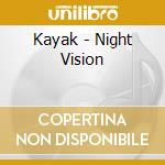Night vision cd musicale di Kayak