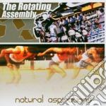 NATUARL ASPIRATION cd musicale di PARRISH THEO/ROTATIN