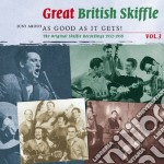 Great britich skiffle vol.3 cd musicale di Artisti Vari