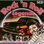 Rock'n roll legends cd musicale di Artisti Vari
