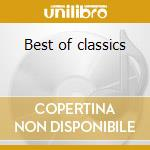 Best of classics cd musicale