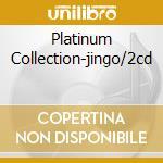 PLATINUM COLLECTION-JINGO/2CD cd musicale di SANTANA