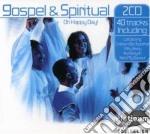 GOSPEL & SPIRITUAL: OH HAPPY DAY! cd musicale di ARTISTI VARI