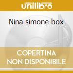 Nina simone box cd musicale di Nina Simone
