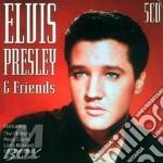 Elvis & friends cd musicale di Elvis Presley