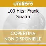 100 hits frank sinatra collection cd musicale