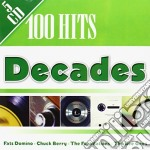 100 hits decades cd musicale