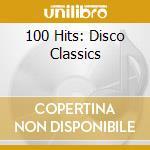 100 hits disco classics cd musicale