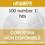 100 number 1 hits cd musicale