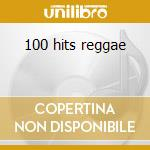 100 hits reggae cd musicale