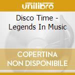 Disco time cd musicale di Artisti Vari