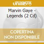 Double legend 2cd cd musicale di Marvin Gaye