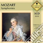 Symphonies cd musicale di Wolfgang Amadeus Mozart