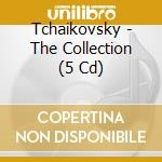 The collection cd musicale di Tchaikovsky