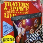 LIVE AT THE HOUSE OF BLUES cd musicale di TRAVERS/APPICE