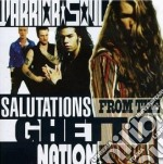 SALUTATIONS FROM THE GHETTO cd musicale di WARRIOR SOUL