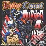 Body Count Feat. Ice T - Murder For Hire cd musicale di BODY COUNT feat.ICE T